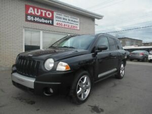 JEEP COMPASS LIMITED 4X4 2010