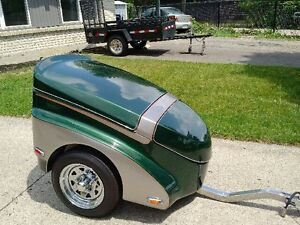Trekker Motorcycle Trailer