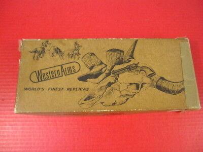 Original Factory A. Uberti & Co. Model 1860 Army Revolver Box - .44 Cal for sale  Henderson