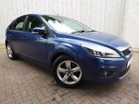 Ford Focus 1.8 Zetec TDCI 115, Low Mileage Diesel Family Car, Service History, Sold with New MOT