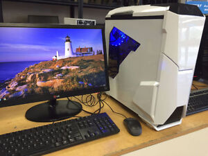 Customized Gaming Quad Core gaming towers
