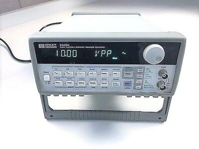 Agilent HP Keysight 33120A Function/Arbitrary Waveform Generator CALIBRATED