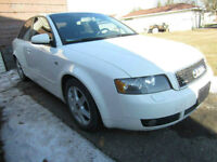 2002-2005 Audi A4 parting out