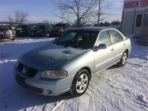 2004 NISSAN SENTRA 1.8S - LOW KM - 4CYLINDER - AUTOMATIC - CLEAN
