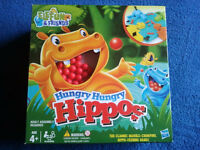 HUNGRY,HUNGRY HIPPOS GAME **NEW AND UNOPENED**