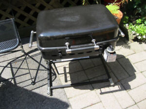 BBQ portable New just connect to the gas line