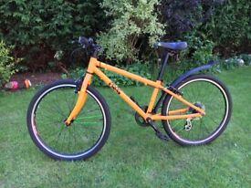 Frog 62 Orange Lightweight Kids Bike - Excellent Condition