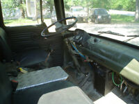 Camion militaire GM Vauxhall 4x4  turbo diesel semblable  Unimog