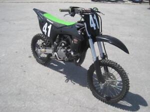 Preowned 2015 KX 85 Motocross/Dirt Bike in great shape