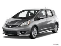 2014 Honda Fit Berline