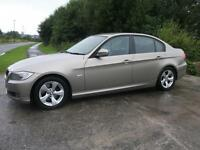 BMW 3 SERIES 2.0 320D EFFICIENTDYNAMICS 4d 161 BHP (bronze) 2011