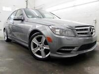 2011 Mercedes-Benz C300 HARMAN KARDON CUIR TOIT 4MATIC 58,000KM