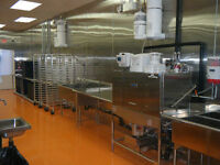 Commercial Kitchen Commissary / Food Trucks / Catering