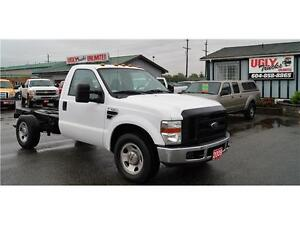 2009 Ford F350 XL Super Duty Cab-Chassis 2WD