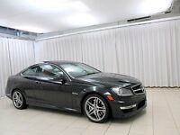 2012 Mercedes-Benz C63 AMG 6.3 2DR COUPE 4PASS