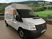 2010 FORD TRANSIT High Roof Van TDCi 140ps