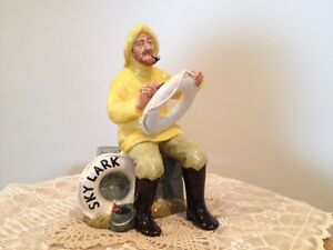 Royal Doulton Figurine - The Boatman