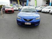 2006 Mazda 3 BK Neo Blue 5 Speed Manual Sedan Greenslopes Brisbane South West Preview