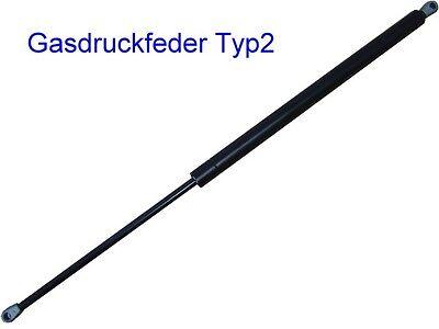HGW Gasdruckfeder, Gasdämpfer, Gasfeder Typ2 - 504,5 mm - 250 N