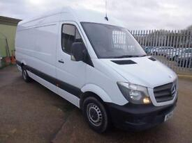 Mercedes-Benz Sprinter 313 CDI LWB 3.5 T HIGH ROOF VAN DIESEL MANUAL (2014)