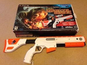 Dangerous Hunts game for Ps3