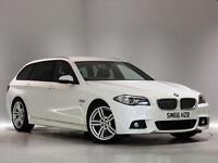 2016 BMW 5 SERIES DIESEL TOURING