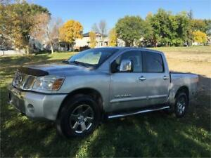 2007 Nissan Titan LE***ACCIDENT FREE***SERVICE RECORDS***4WD