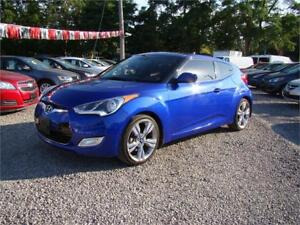 2013 Hyundai Veloster Tech Package Navi Manual Transmission