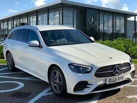 image for 2021 Mercedes-Benz E Class E220D Amg Line 5Dr 9G-Tronic Auto Estate Diesel Autom