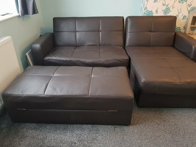 Corner Sofa Bed For Sale In Bournemouth Dorset Gumtree