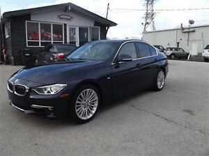 2012 BMW 3 Series 335i|NO ACCIDENTS|NAV|CAM|XENON|SUNROOF|LEATHE