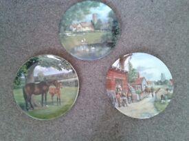 Royal Doulton and Spode Plates.