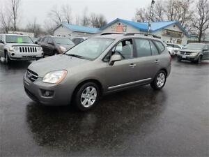 2009 Kia Rondo EX w/3rd Row 114k Safetied we finance