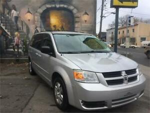 2008 Dodge Grand Caravan SE AUTOMATIQUES 159000 KM