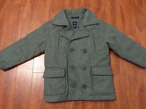 Boy Size 5 Winter Jacket from The GAP