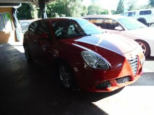 2013 Alfa Romeo Giulietta 1.4 Red 6 Speed Manual Hatchback East Lismore Lismore Area Preview