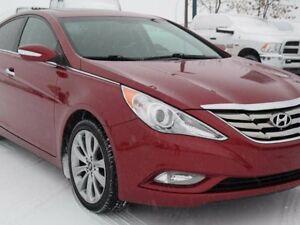 2013 Hyundai Sonata 2.0T Limited**Leather Heated Seats**Sunroof*
