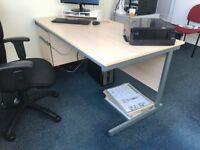 office desk - good condition - must go asap