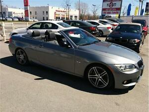 2011 BMW 3 Series 335is M PKG-CONVERTIBLE-TOIT DUR NAVIGATION