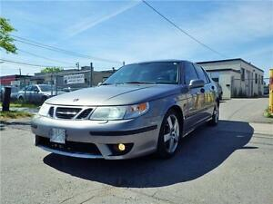 SAAB 9-5 Aero! VENTED SEATS! TOP OF LINE! CERTIFIED!