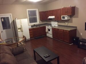 Two bedroom apartment between Clarenville and Bullarm