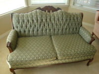 Antique Loveseat, Excellent Condition!