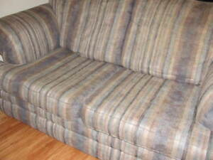 SOFA AND LOVESEAT, LAZY BOY BRAND, GOOD CONDITION $275.