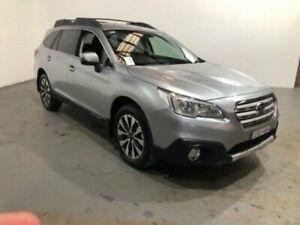 2015 Subaru Outback B6A MY15 2.5I CVT AWD Silver Constant Variable Wagon Kooringal Wagga Wagga City Preview