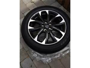 """Mags et pneus 19"""" tout neuf Mazda CX5"""
