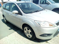 2008 Ford Focus 1.6TDCi 90ps Style Estate Silver £30 Tax Direct from Company