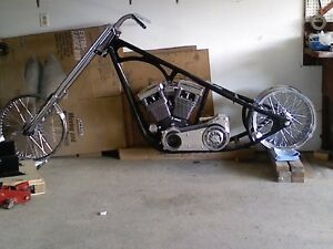 For sale custom bike project