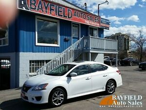 2014 Nissan Sentra SR **Auto/Navigation/Sunroof/Heated Seats**