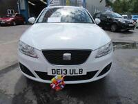 2013 13 SEAT EXEO 2.0 CR TDI SE TECH 5D 141 BHP DIESEL