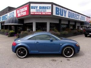 2000 Audi TT Base 2dr All-wheel Drive Quattro Coupe